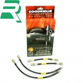 Goodridge Braided Brake Line Kits  - Renaultsport Clio 197/200