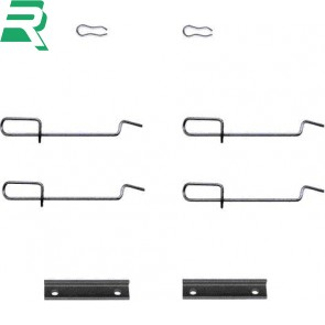 Brake Pad Fitting Kit - Rear - RenaultSport Clio 172/182