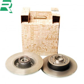 Renault Brake Discs C/W Bearings and ABS Rings - Rear - RenaultSport Clio 1.6T 200 EDC