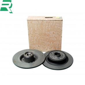 Renault Brake Discs C/W Bearings and ABS Rings - Rear - RenaultSport Megane 230 R26