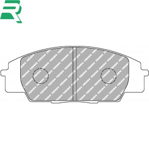 Ferodo Racing DS2500 Brake Pads -Front- Honda Civic EP3 Type R