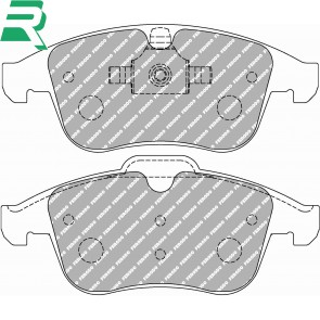 Ferodo Racing DS2500 pads -Front- RenaultSport Clio 1.6T 200 EDC