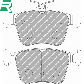 Ferodo Racing DS2500 Brake Pads - REAR- Golf mk7 GTI