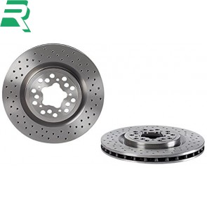 Brembo High Carbon Drilled Brake disc - Front & Rear - Ferrari F430