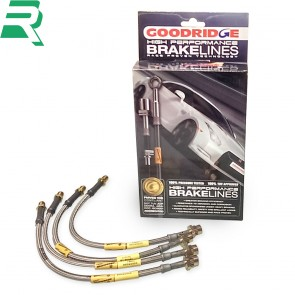 Goodridge Braided Brake Line Kits  - RenaultSport Clio V6