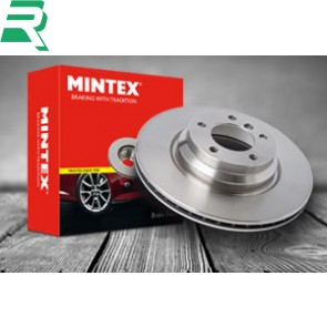 Mintex Brake Discs -Rear- Honda S2000