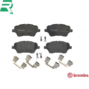 Brembo OEM Brake Pads -FRONT- Ford Fiesta ST180