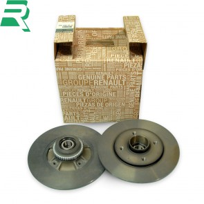 Renault Brake Discs C/W Bearings and ABS Rings - Rear - RenaultSport Clio 172/182