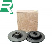 Renault Brake Discs C/W Bearings and ABS Rings - Rear - RenaultSport Clio 197/200