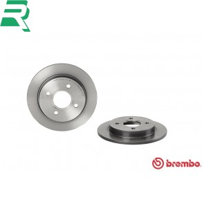 Brembo Brake Discs UV Coated -REAR- Ford Fiesta ST180
