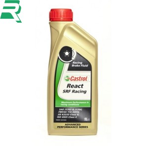 Castrol React SRF Racing Brake Fluid (1L)