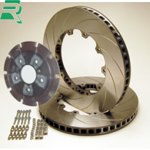 AP Racing brake kit- Rear - Nissan GT-R (R35)
