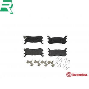 Brembo Brake Pads -REAR- Mazda MX-5 mk1 (NA)