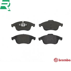 Brembo OEM brake pads -Front- RenaultSport Clio 1.6T 200 EDC